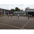 Year 3 Tennis - October 2017