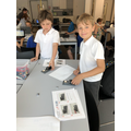 Creating electrical circuits using lego.