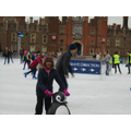 Trapped on the Ice at Hampton Court
