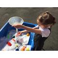 Water fun in the sun