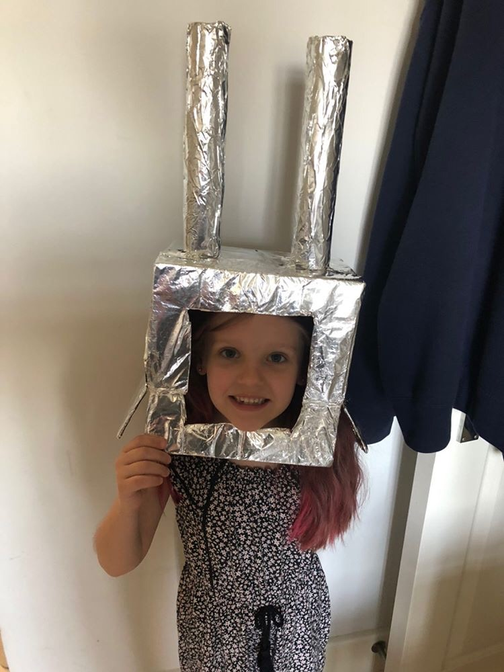 Ready for space travel!