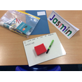 A resources pack for each child