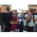 KS2 winners