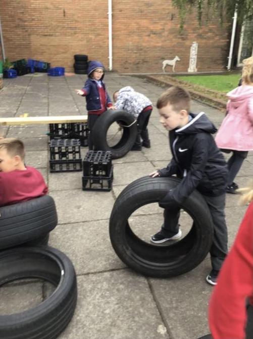 Tyre Fun!