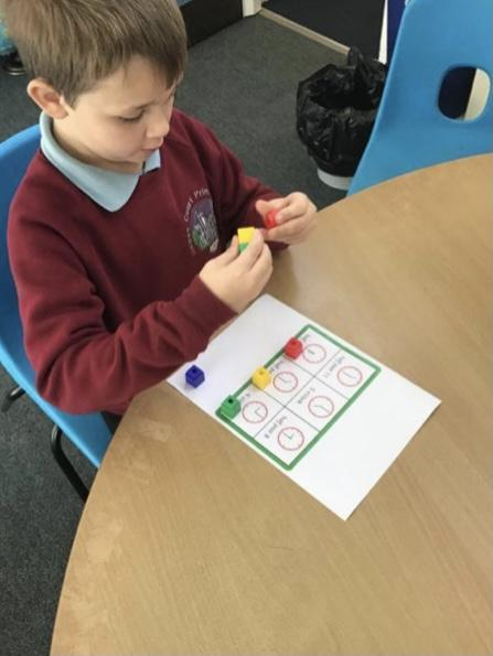Colour and Shape Sorting