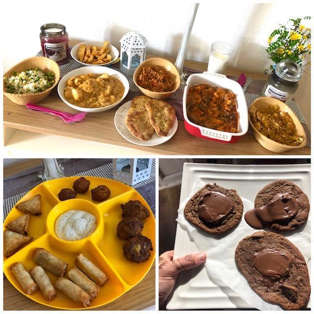 A delicious Eid feast