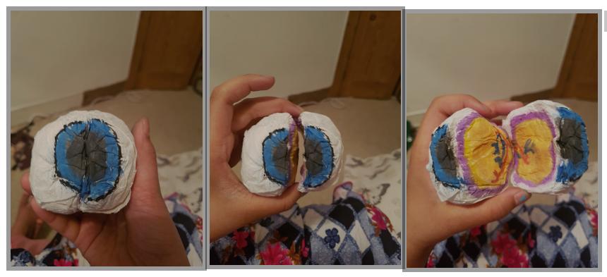 Maya and Manasa's eye!