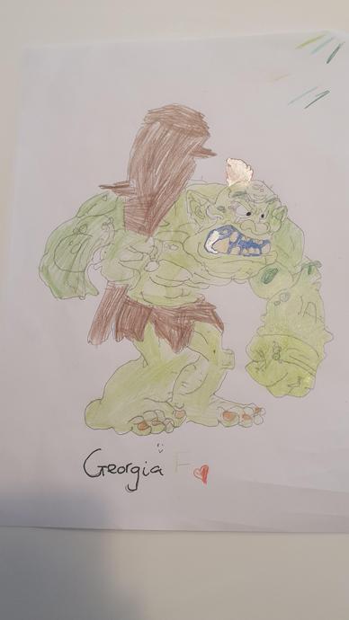 Georgia's troll