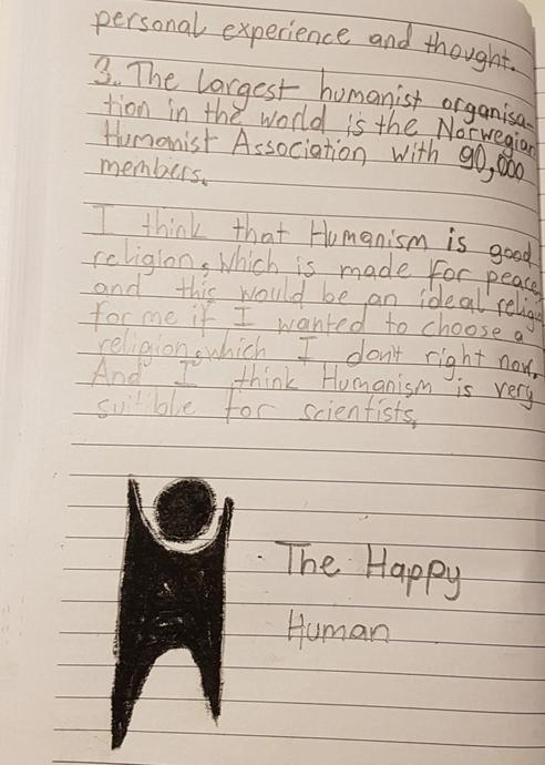 Nil's Humanism research 1
