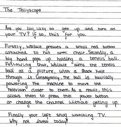 Esme's Tellyscope Explanation