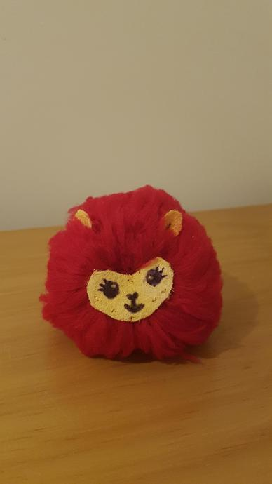 Nil's lion craft
