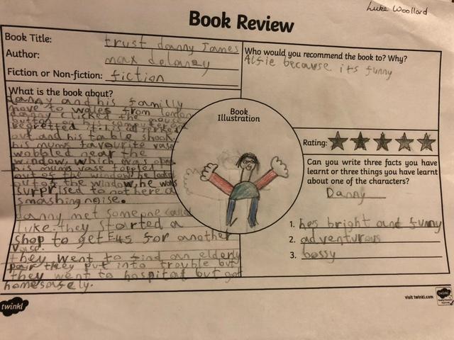 Luke's book review