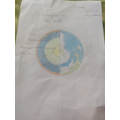 Olivia's diagram of the Earth