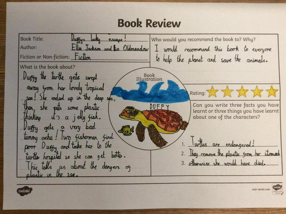 Charlie's book review