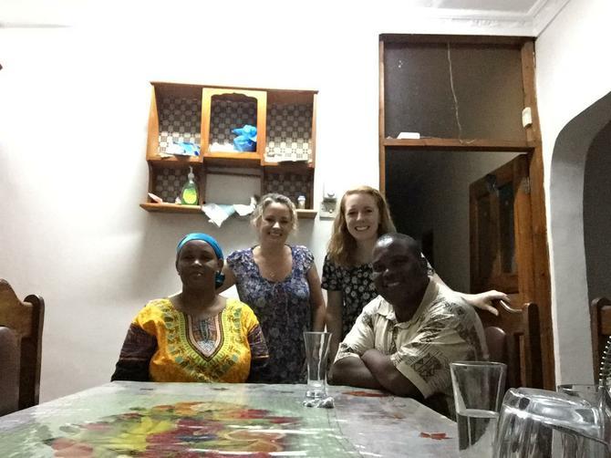 Madame Msemo's home