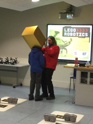 Kaif became a human robot!