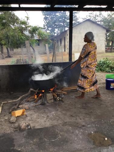 Uji cooking