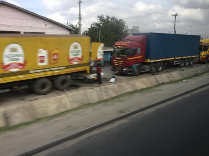 More lorries