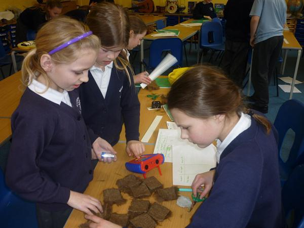 Investigating soundproofing materials
