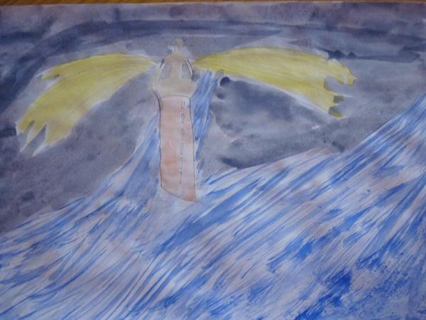 Turner inspired paintings; stormy or calm?