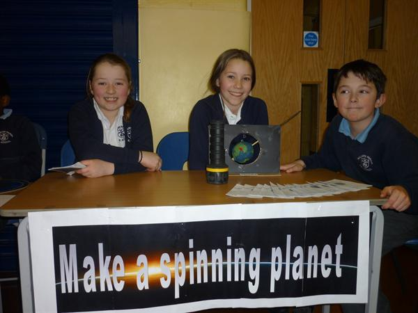 Our fantastic space-related science experiments!
