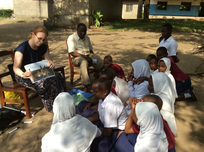Comparing life in Tanzania with life in the UK