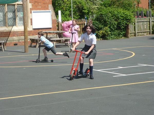 Wheelie afternoon