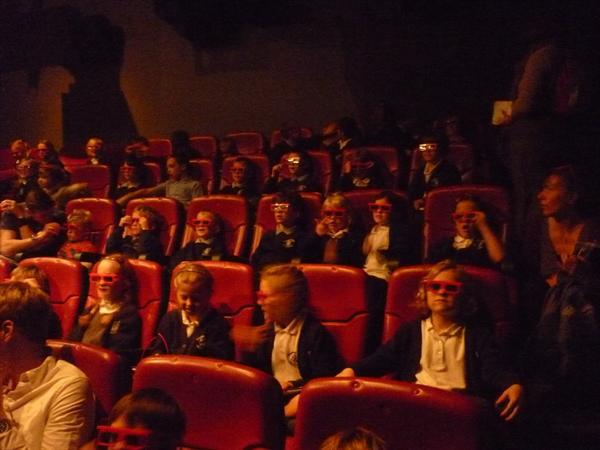 14 - 4D movie