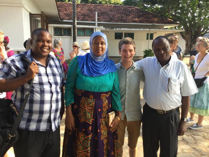 Mr Ntulwe, Madame Zwena and Mr Mteta