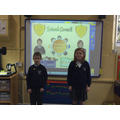 Our Year 5 School Councillors