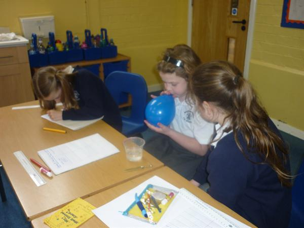 Exploring sounds in the classroom