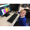 It helped children practise their mouse skills