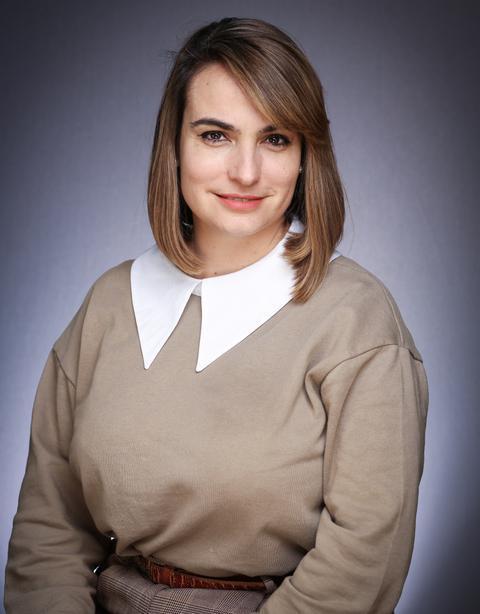 Paloma Castillo - Class Teacher