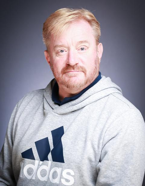 Kevin Byrne - Site Manager
