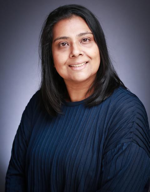Shanta Mazumbar - Teaching Assistant