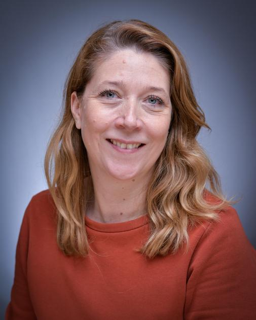 Natalie Prentice - Class Teacher