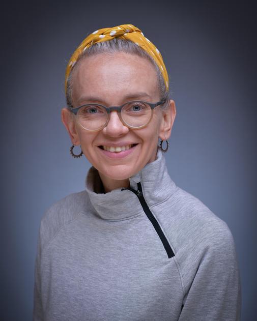 Alejandra Gochez - Teaching Assistant