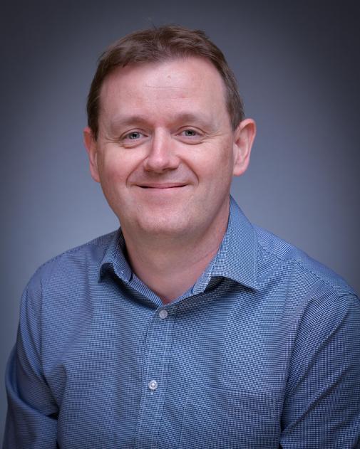 Damien O'Connor - Class Teacher
