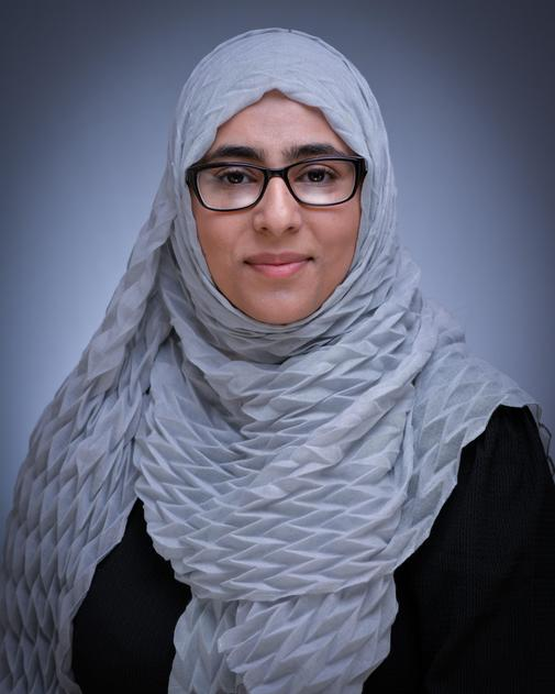 Nafisa Younas - Teaching Assistant