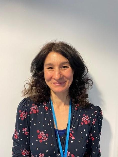Sarina Silcox - Teaching Assistant Y1-Y2