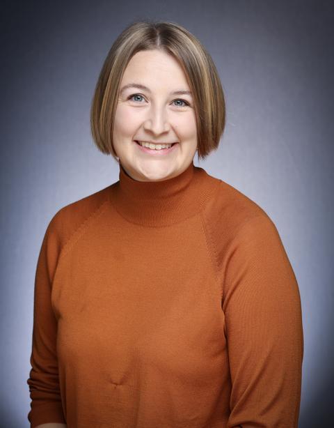 Anna Seeby - School Secretary