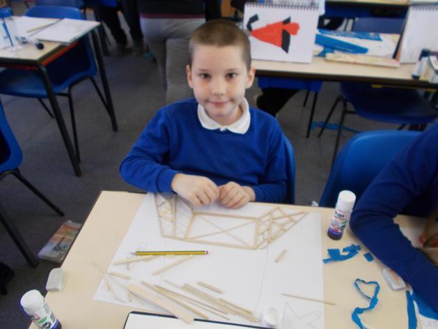 Art in Fir Class