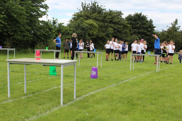 Speed Stacking Race