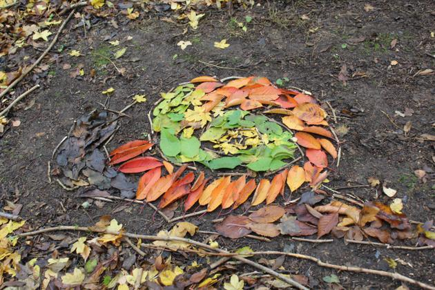 Forest School - Natural Art