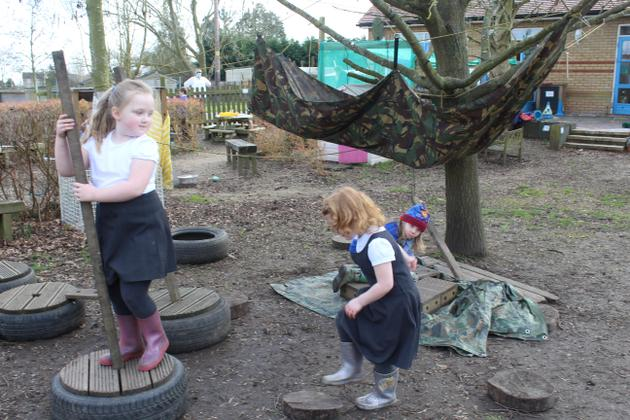 Learning through talk and team work