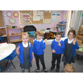 Practising our adjective action