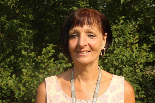 Mrs Stone: HLTA