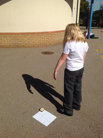 Forming shadows