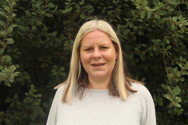 Miss Lockwood: Teaching Assistant