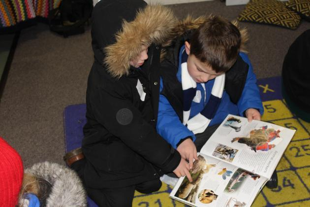 Investigating types of poo in books